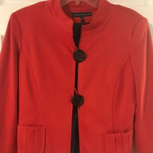 Harve Benard Red Jacket
